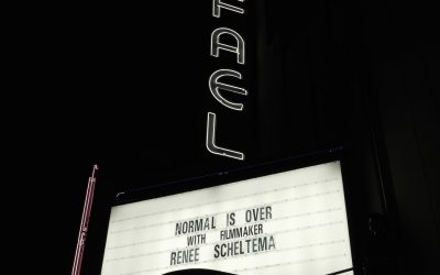 Screening New Resource Bank and Rafael Theatre, Calif.